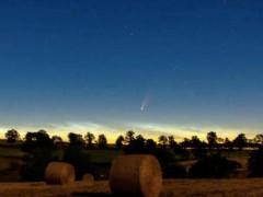 حدث فلكي نادر في قادم الايام لن تشهده الأرض قبل 6800 سنة