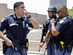"""عشرات الضحايا بإطلاق نار في """"إل باسو"""" الأميركية"""