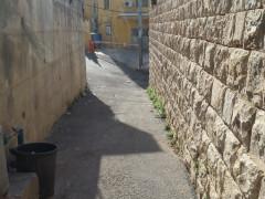 صور من ازقة وبنايات البلدة القديمة والجديدة من كفرياسيف