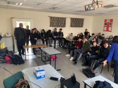 """مدرسة """"يني"""" الثّانويّة تتربع على عرش المدارس بالوسط العربي بالسياقة النظرية"""