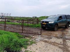 اعتقال شاب من عرابة خطف سلاحا من مراقب حماية الطبيعة في الجولان