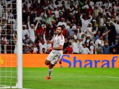 الإمارات تقصي بطل آسيا الاسترالي والنصف النهائي مع قطر