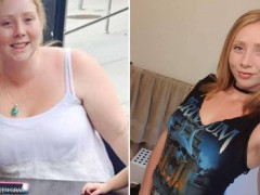 خسرت 56 كيلوغراما بتغيير غذائي بسيط