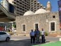 المجلس الإسلامي الأعلى يتابع اعمال التنظيف في مسجد البحر في طبريا