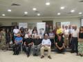 أمسية تكريمية للفنان جبر أبو حامد والكاتبة آمال شمّا أبو حامد في نادي حيفا
