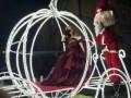مسيرة عيد الميلاد التقليدية وبابا نويل في كفرياسيف