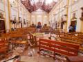 عدد الضحايا  في سيريلانكا وصل إلى 290 شخصا