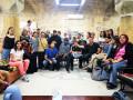"""مشروع صناعة المكان"""" في جولة تعليمية ودراسة للحيّز الفلسطيني في القدس"""