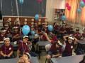 استقبال مميز ورائع لصغارنا الجدد طلاب الصف الاول بمدرسة المطران كفرياسيف