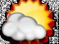انخفاض طفيف آخر على درجات الحرارة وتسود أجواء صيفية معتدلة نهاراً