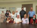 تكريم المربي والأديب صالح أحمد كناعنة في نادي حيفا الثقافي