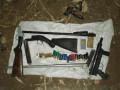 الشرطة: ضبط بندقية من نوع كارلو وبندقيتي صيد وذخيرة بكميات كبيرة.
