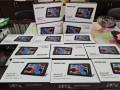مدرسة العين الاعدادية تقدم الواح الكترونيةTablets لقسم من طلابها