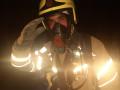 باقة الغربية: اندلاع حريق داخل منزل*