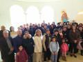 رحلة دينية لمدينة البشارة لرعية الروم الكاثوليك في كفرياسيف