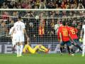 جزائية راموس تنقذ إسبانيا من النرويج في التصفيات