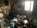 حريق في نهاريا وتم تخليص ٣ عالقين من داخل المنزل