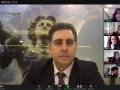 محاضرة للمحامي د. قيس ناصر لموظفي القطاع العام عن التخطيط في المجتمع العربي