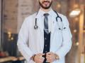 تهنئة للدكتور سامي حاتم توما بمناسبة تخرجه من كلية الطب في مولدافيا