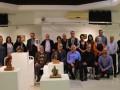 افتتاح معرض وجوة لا تلتقي 2 - للفنان عبدالله كنعان في صالة ابداع كفر ياسيف