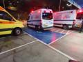 اصابة ثلاثة اشخاص جراء عملية طعن في جديدة المكر