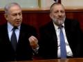 صدام بين نتنياهو ودرعي والأخير يتهمه بأن يريد الاطاحة بالحكومة