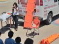 فعاليات مميزة بيوم الحذر في المدرسة الابتدائية ب - البستان
