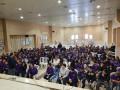 محاضرة لطلاب مدرسة العين الاعدادية كفرياسيف