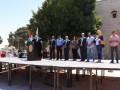 افتتاح سوق المزارعين الوطني في ساحة المهد