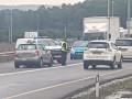 تغييرات  في حركة السير عند تقاطع شقائق النعمان بسبب حادث طرق