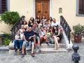 تميز فرقة كارينا في مهرجان الرقص في مونتيكاتيني - ايطاليا .