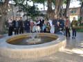 اعضاء رابطة ابداع في رحلة سياحية فنية الى مدينة عكا