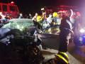 حادث طرق على شارع رقم ٩٠ .غور الاردن