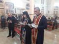 صلوات المدائح لوالدة الاله الخامسة من كنيسة الروم الكاثوليك في كفرياسيف