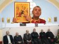 أجراس كنيسة المخلص للروم الكاثوليك كفرياسيف تعلن بدء قداس عيد الميلاد