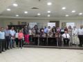 """أمسية تكريم د. سعيد عيّاد وإشهار مجموعته القصصية """"المهمّشون"""" في نادي حيفا ا"""