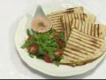 كساديا الدجاج والجبنةدمج مميز بين الدجاج والجبنة بداخل تورتيامن: وصفة ميرﭬـت دبدوب