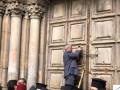 القدس:اغلاق كنيسة القيامة احتجاجا على فرض الضرائب