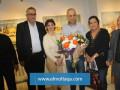 ابراهيم حجازي  يفتتح معرض «قديم / جديد»في إبداع كفرياسيف
