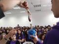 كفرياسيف : زيارة طلاب وطالبات التواسع  لمدرسة يني الثانوية
