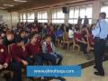 توعية طلاب تراسنطا عكا في موضوع الإبحار الآمن