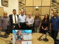 تدشين مهيب لاستوديوهات المنارة في الناصرة