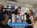 المئات في الحلقة الاولى من مهرجان سبر ستار شروق للغناء 2018