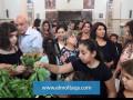 كفرياسيف كنيسة الملكيين الكاثوليك تحتفل بعيد الصليب  المقدس