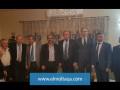 ألسفير الروسي أناتولي فيكتوروف يقوم بزيارة معايدة وتهنئة لرئيس مجلس كفرياسيف المحلي