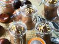كريمة الكستناء والشوكولاطة