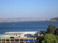 ارتفاع منسوب بحيرة طبريا ب 1سم ينقصها 27 سم