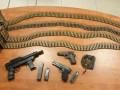 القبض على 605 مشتبه بالتجارة بالأسلحة واستخدامها وحيازتها بشكل غير قانوني