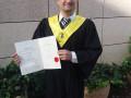 تهنئة للدكتور لؤي مازن سعيد لحصوله على شهادة الدكتوراه