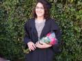 تهنئة من القلب للطبيبة الجديدةريما عماد مخايل بمناسبة تخرجها من كلية الطب